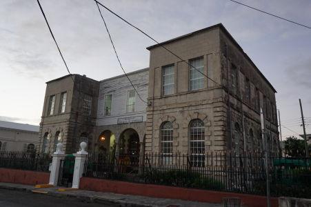 Múzeum Antiguy a Barbudy v St. John's