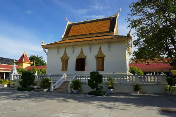 Koeng Preah Bat - Kráľovský palác v Phnom Penhu