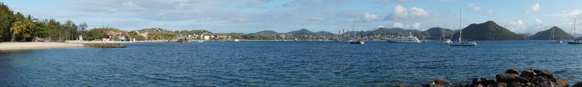 Záliv Rodney Bay