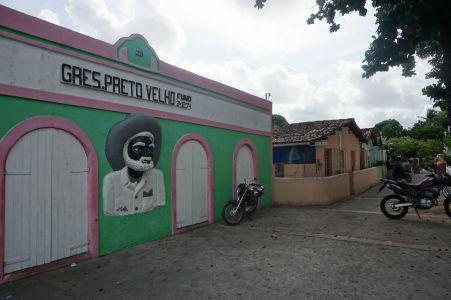 Domčeky v Olinde