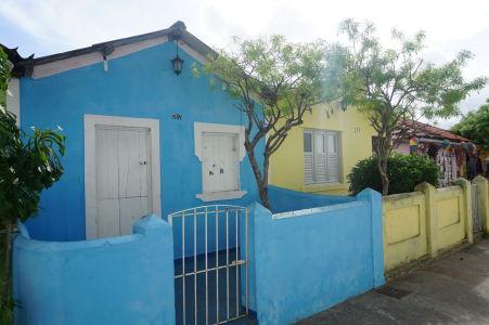 Koloniálna architektúra v Olinde