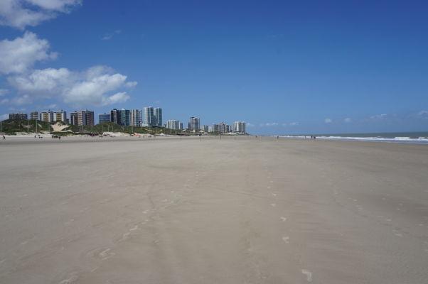 Dokonalá pláž i počasie v São Luís
