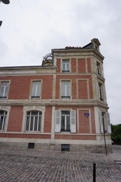 Dom s vežou v Amiens, v ktorom žil Jules Verne v rokoch 1882 až 1900