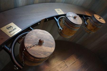 Múzeum v rumovej distilérke Bacardi - Môžete ovoňať rôzne príchute