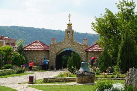 Nový kláštor v Starom Orhei - Vstupná brána