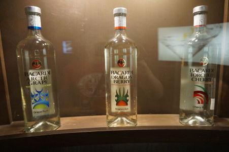 Múzeum v rumovej distilérke Bacardi - Biely rum