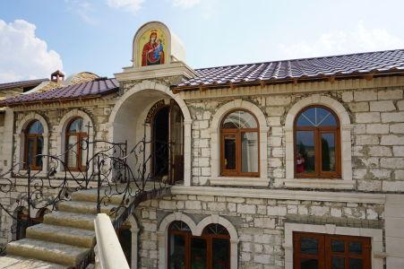 Nový kláštor v Starom Orhei