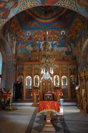 Nový kláštor v Starom Orhei - Kostol Panny Márie