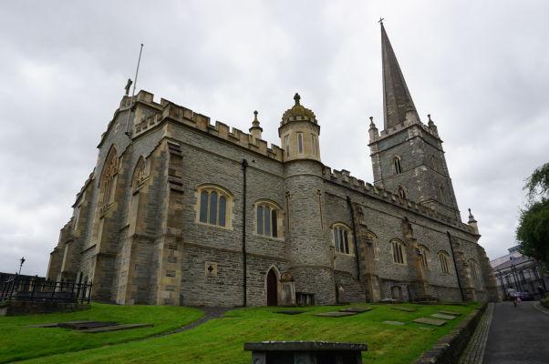 Katedrála sv. Kolumbu v severoírskom Londonderry