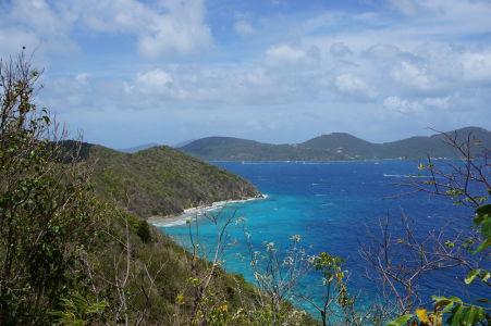 Východný cíp ostrova Saint John