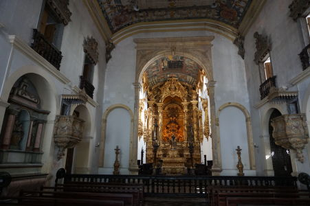 Kláštor São Bento (Sv. Benedikta)