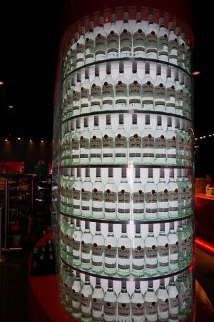 Múzeum v rumovej distilérke Bacardi - Obchod s rumom