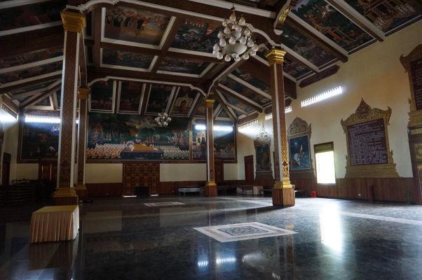 Chrám Wat Botum v Phnom Penhu