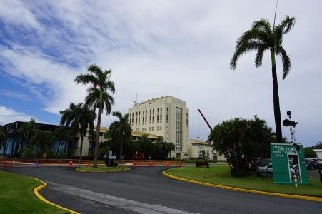 Distilérka Bacardi na Portoriku