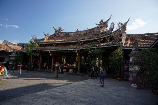 Chrám Bao-An v Tchaj-peji