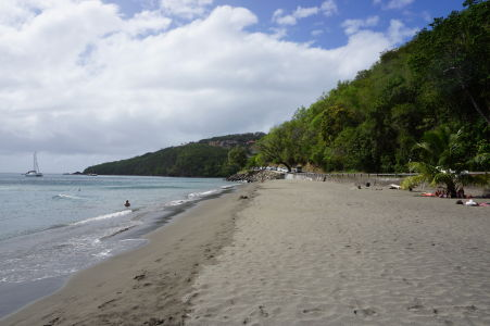 Obľúbená pláž Malendure