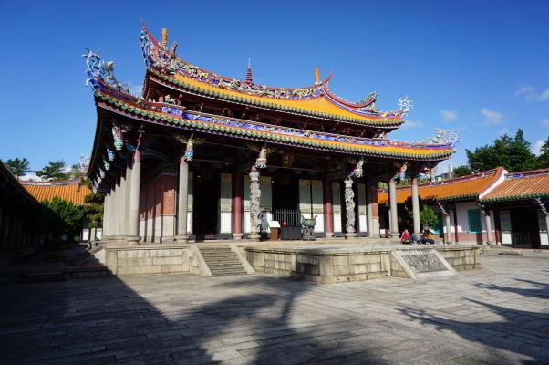 Konfuciov chrám v Tchaj-peji