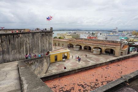 Pevnosť San Cristóbal