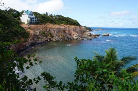 Pobrežie Dominiky ponúka občas úchvatné panorámy