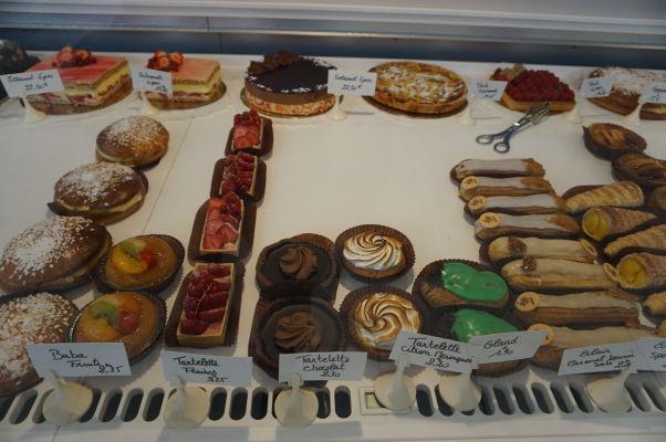 Pokiaľ budete mať chuť na niečo sladké, tržnica Les Halles v Amiens vás nesklame