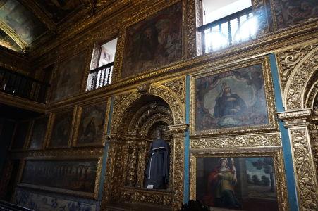 Zlatá kaplnka