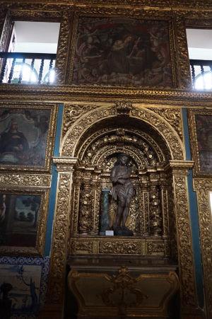 Zlatá kaplnka - Plne si svoj názov zaslúži