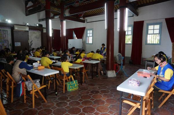 Škola Konfuciovho chrámu v Tchaj-peji - dôraz na vzdelanie sa nestráca v Konfuciovom odkaze ani dnes