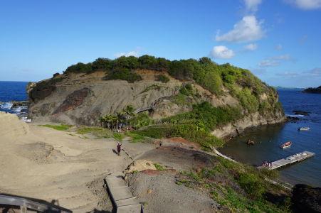 Ostrovček Îlet Sainte-Marie pri Martiniku