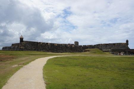 Pevnosť San Cristóbal v San Juane