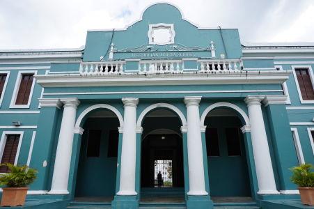 Jedna zo škôl v San Juane