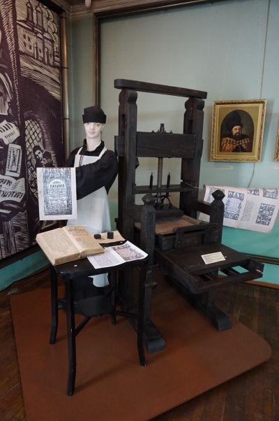 Národné múzeum histórie Moldavska - expozícia venovaná remeslám