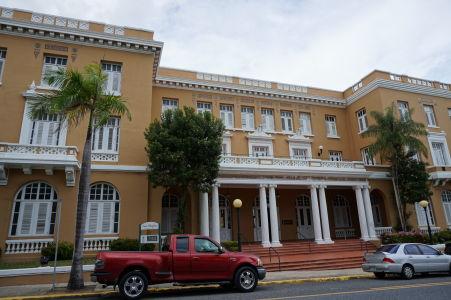 Casa Olímpica (Olympijský dom) v San Juane