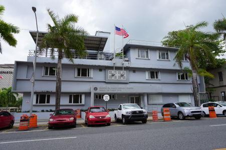 Budova senátu Portorika