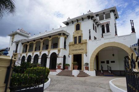 Casa de España - Španielsky dom