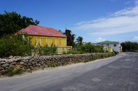 Domčeky na Anguille