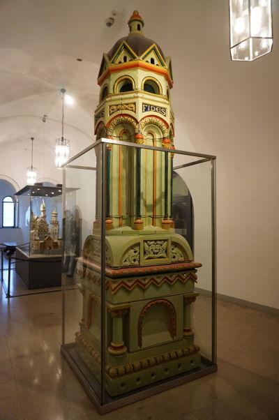 Hrad Neuschwanstein - malé múzeum v útrobách hradu