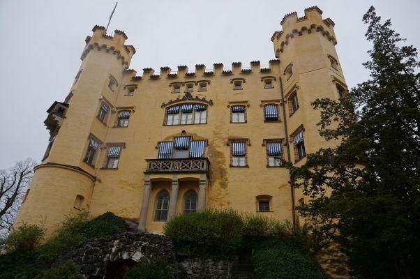Zámok Hohenschwangau