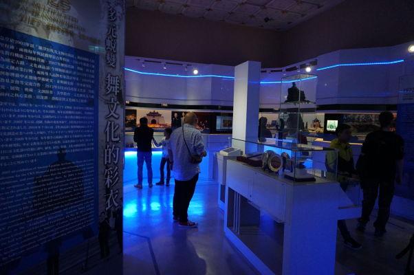Čankajškov pamätník v Tchaj-peji - vo vnútri nájdeme i múzeum venované tomuto generálovi a čínskemu prezidentovi