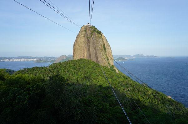 Cukrová homoľa v Riu de Janeiro