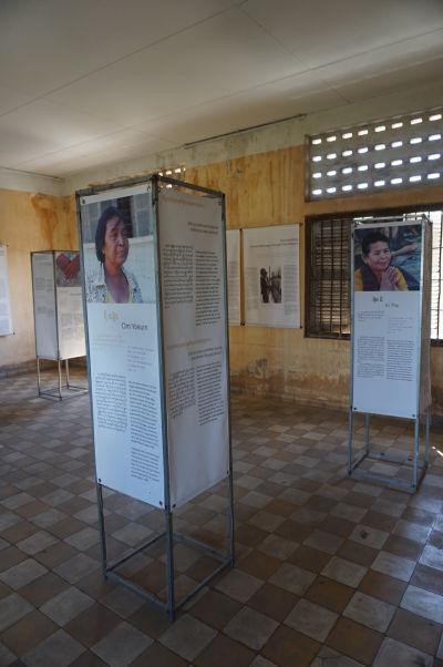 """Múzeum genocídy Tuol Sleng - Príbehy ľudí, ktorí boli donútení k sobášu s úplne neznámym človekom, za účelom produkcie """"nových občanov"""""""