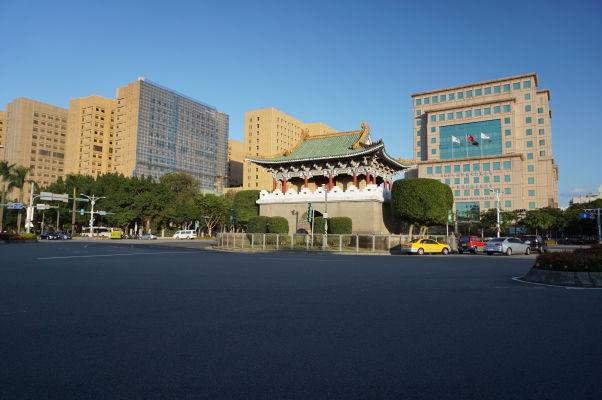 Tradičná a moderná architektúra sa v Tchaj-peji snúbia na každom kroku