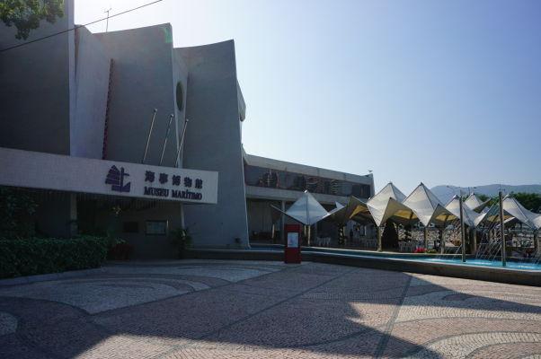Múzeum námorníctva v Macau
