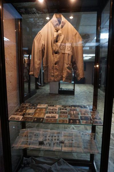 Národné múzeum histórie Moldavska - expozícia venovaná hrôzam komunizmu a gulagov