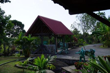 Múzeum kávy na Guadeloupe