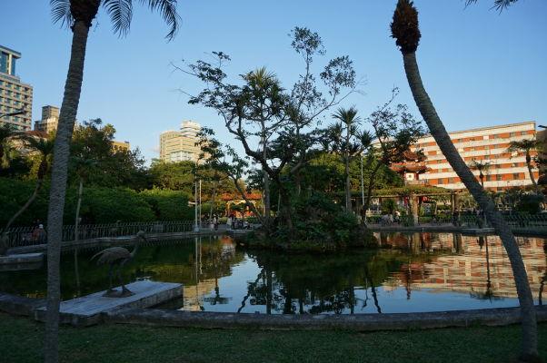 Park mieru v Tchaj-peji