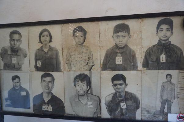 """Do väzenia v Tuol Slengu (S-21) v Phnom Penhu boli zavlečené i deti """"previnilcov"""""""