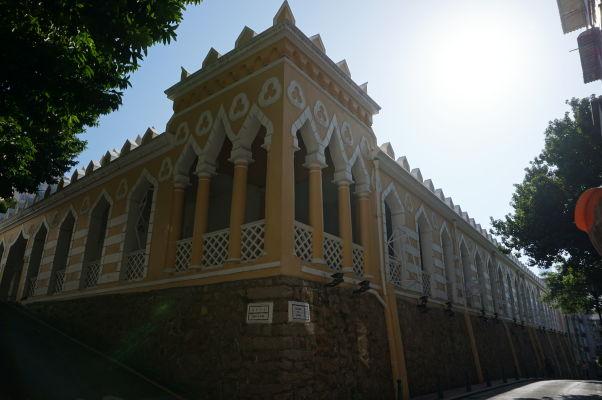Bývalé Maurské kasárne v Macau