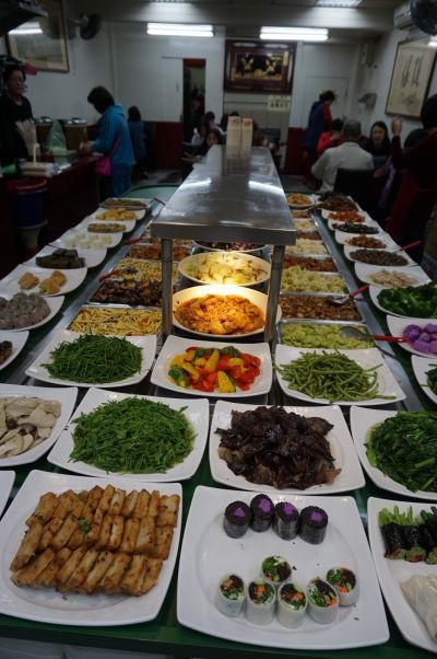 Tchaj-pej je rajom pre milovníkov ázijskej kuchyne