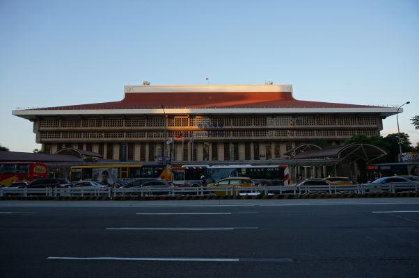 Hlavná stanica v Tchaj-peji