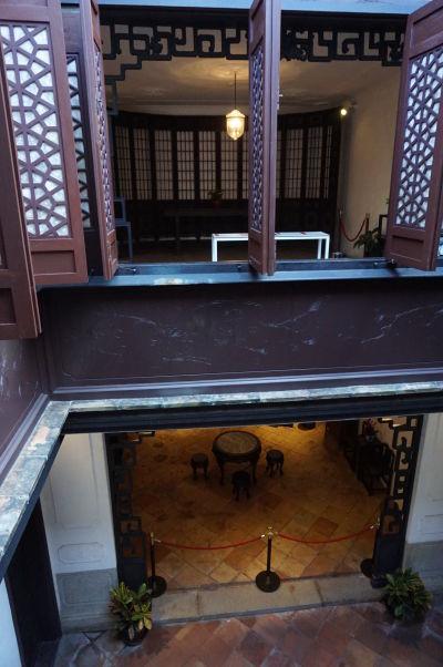 Mandarínov dom v Macau a jeho vyrezávané okná